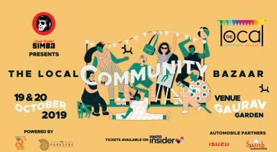 The Local Community Bazaar 6 2019
