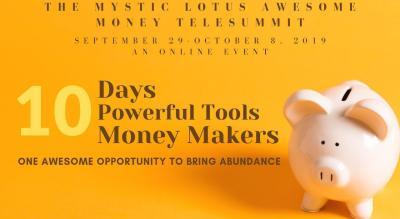 The Mystic Lotus AWESOME! Money Telesummit - Season 4