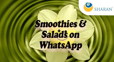 Smoothies & Salads on WhatsApp