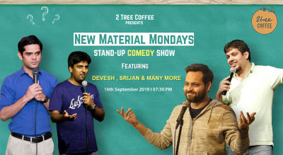 New Material Night Ft. Devesh Dixit & More