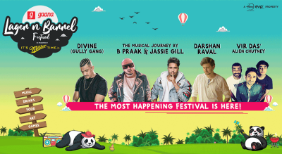 Gaana Lager n Barrel Festival