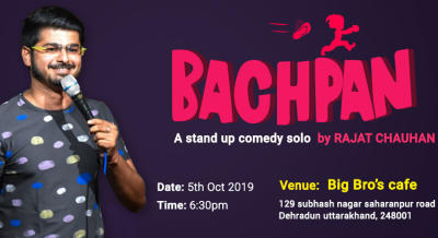 Bachpan | Stand-up Comedy by Rajat Chauhan