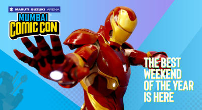 Comic Con India 2019-2020 | Official Ticketing Partner