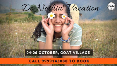Do Nothing Vacation - Goat Village