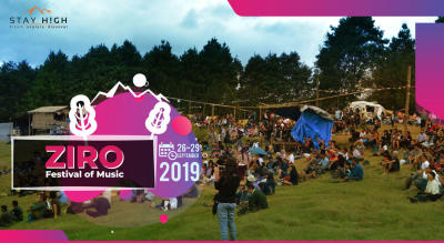 Ziro Festival of Music – Camping with Stay High