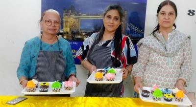 EGGLESS CUPCAKE WORKSHOP In Gurgaon