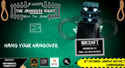 "THE JAIL HOUSE NIGHT FEAT ""MKSHFT"""