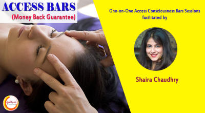Access Bars: One-on-One Sessions