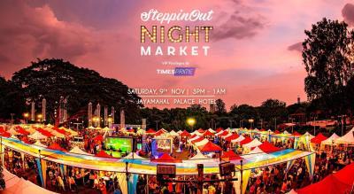 SteppinOut Night Market