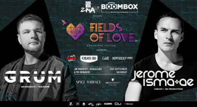 ZMA & BOOMBOX presents Fields Of Love 3.0 (Bangalore Edition)