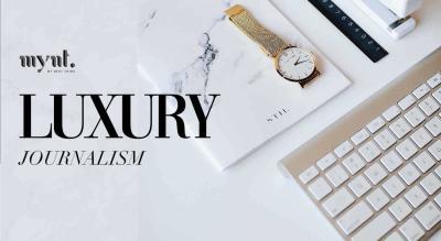 Luxury Journalism Workshop