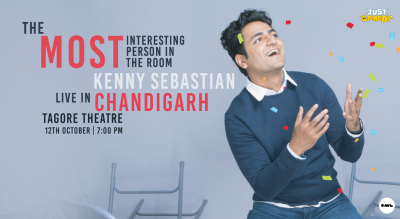 The Most Interesting Person In The Room – Kenny Sebastian | Chandigarh