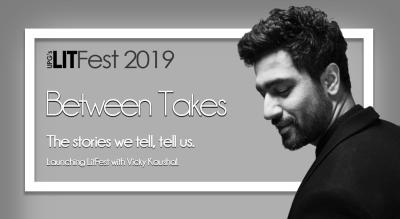 'Between Takes' with Vicky Kaushal