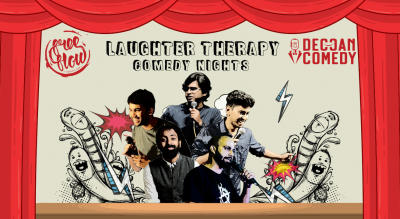 Laughter Therapy with Deccan Comedy