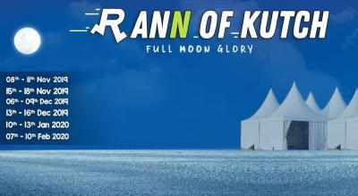 Rann Of Kutch - Full Moon Glory | Travel Trikon