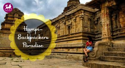 HikerWolf - Backpack Trip to Hampi