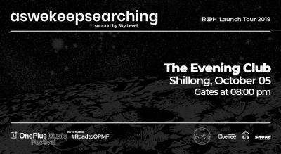 Aswekeepsearching 'Rooh' Launch Show | Shillong