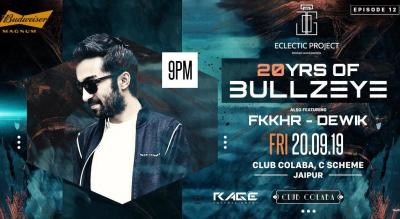 ECLECTIC PROJECT EPISODE 12 X CLUB COLABA  FEAT. BULLZEYE