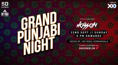 Grand Punjabi Night Ft. Dj Hassan