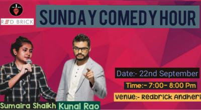 Sunday Comedy Hour