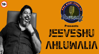 One Night Stand-Up Comedy Feat. Jeeveshu Ahluwalia
