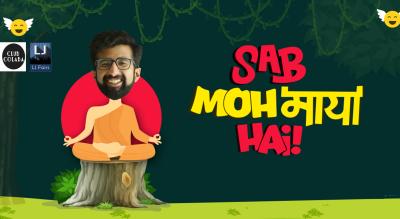 Sab Moh Maaya Hai- Garv Malik Live