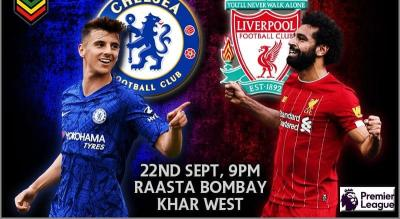 Chelsea v Liverpool | Official Joint Screening
