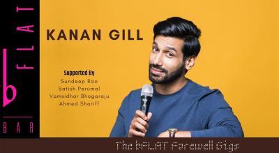 Kanan Gill - Live!