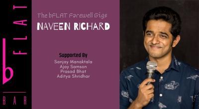 Naveen Richard - Live!