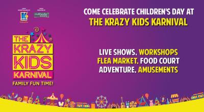The Krazy Kids Karnival - Edition 4