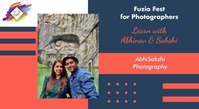 FuziaFest with AbhiSakshi Studio - 4 Everyone who Loves 2 Click
