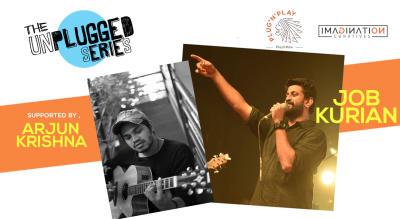 The Unplugged Series - Job Kurian : Live
