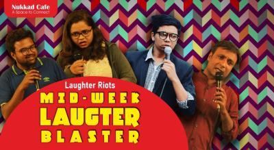 Stand-Up Comedy Night - Nukkad Cafe