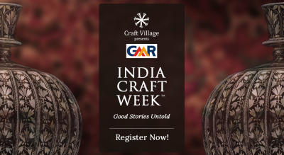 India Craft Week, 2019 - Sign up for updates