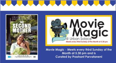 Movie Magic @ Urban Solace - October 2019 Edition