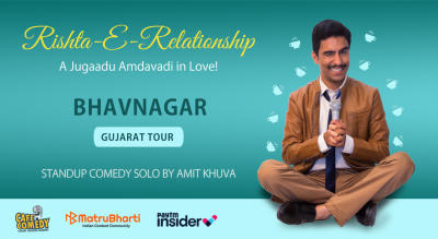 Rishta-E-Relationship by Amit Khuva : Live in Bhavnagar
