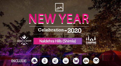 New Year Celebration In Shimla (Naldehra)