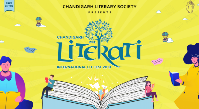 Chandigarh Literati - International Lit Fest 2019