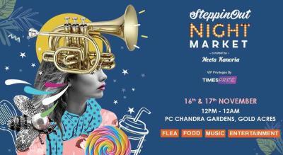 Times Prime: SteppinOut Night Market, Kolkata