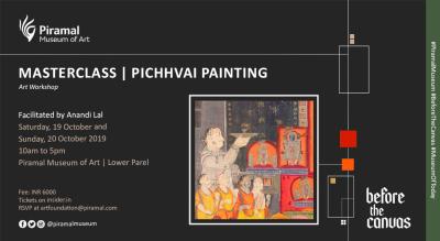 MasterClass | Pichhvai Painting