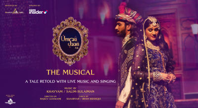 Umrao Jaan Ada - The Musical