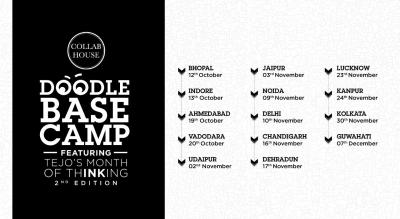 Doodle Basecamp | Jaipur