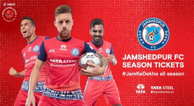 HERO Indian Super League 2019-20: Jamshedpur FC Season Tickets for all Matches