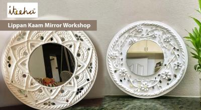 Lippan Kaam Mirror Workshop