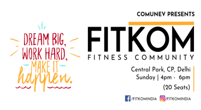 Fitkom - Fitness Community