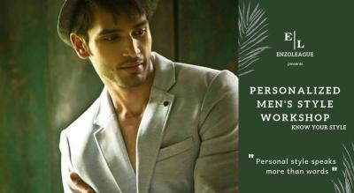 Personalized Men's Style Workshop
