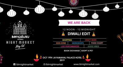 Bengaluru Night Market DIWALI SPECIAL