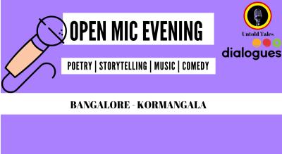 Open Mic Evening - Bangalore