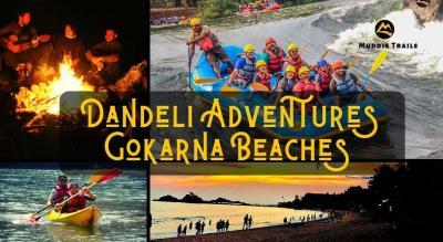 Dandeli Water Adventures with Gokarna Main Beaches, Bangalore |  Muddie Trails