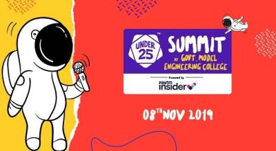 Under 25 Summit at Govt. Model Engineering College | Kochi